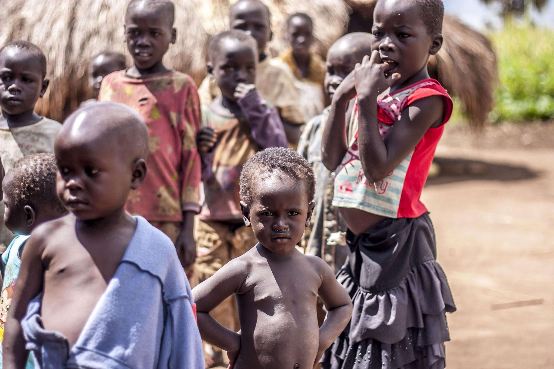 La battaglia più dura da vincere: contro la povertà per la salute dei bambini. Gli occhi dei bambini di Kalongo parlano.
