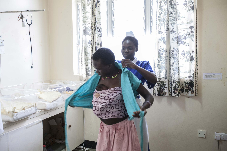 Scaldare, nutrire e proteggere. Le semplici azioni che salvano la vita a un bambino nato prematuro.