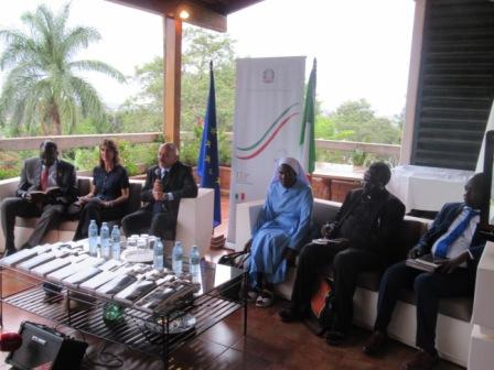 "A tribute to Father Giuseppe Ambrosoli in Kampala with the presentation of the book ""Call me Giuseppe"" at the Italian Embassy"