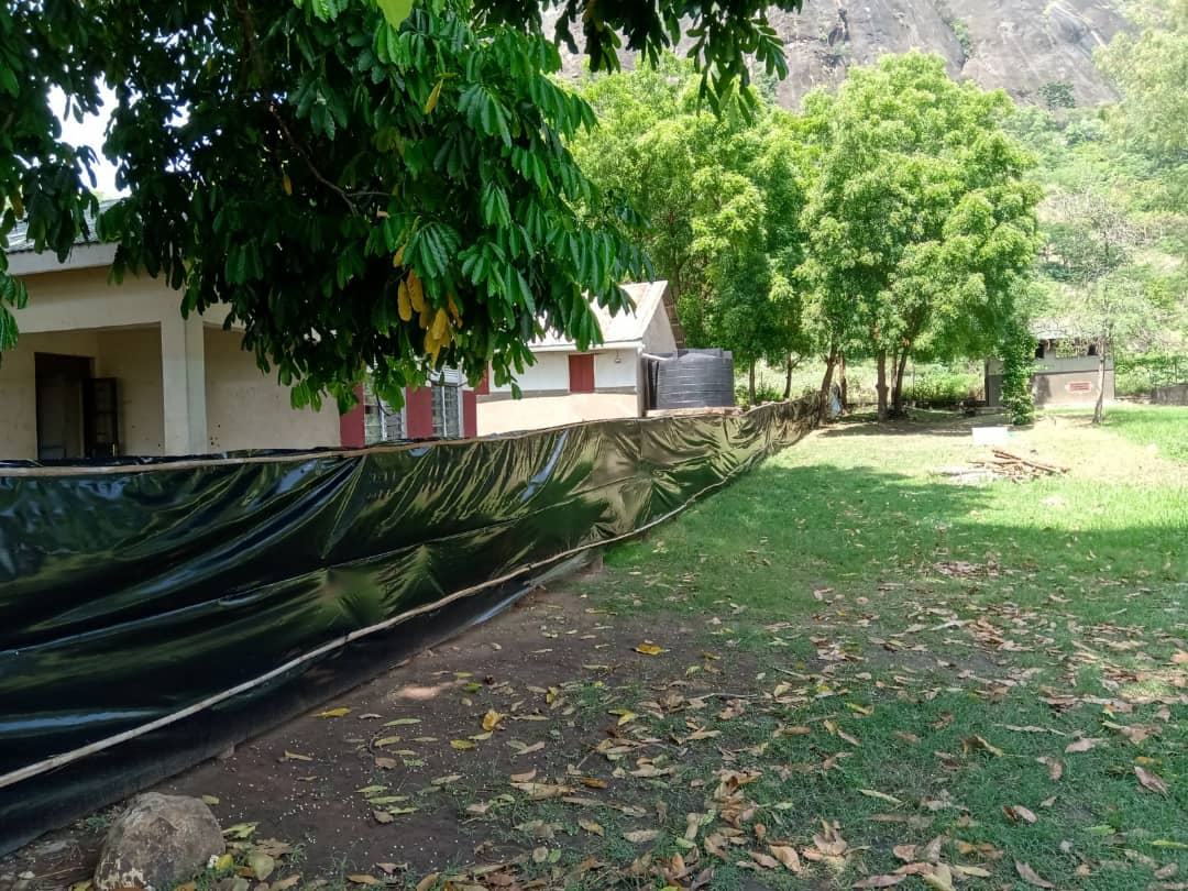 All'ospedale di Kalongo si lavora con tenacia per prevenire la pandemia