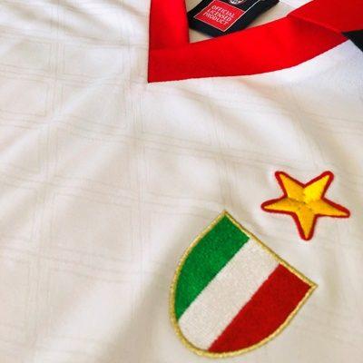 Maglietta milan logo official