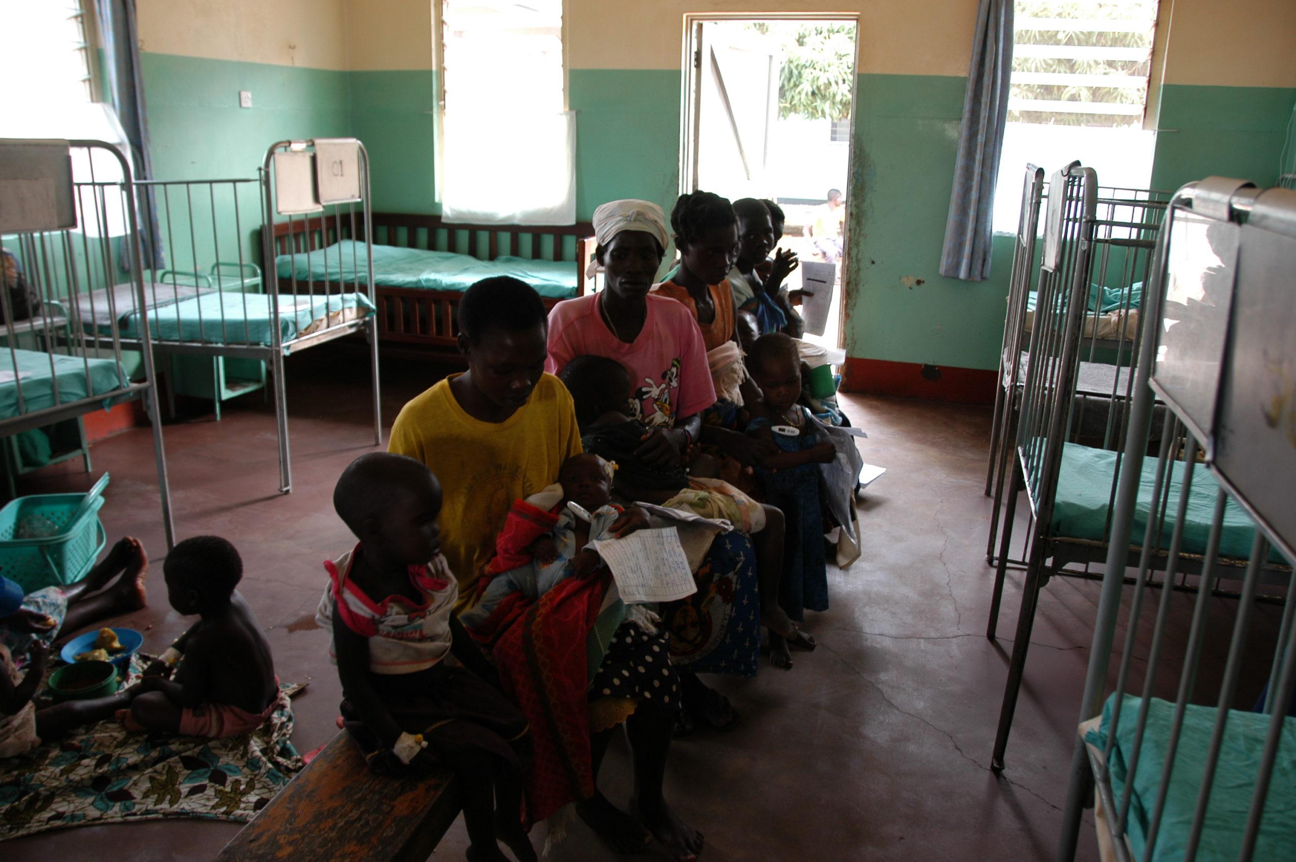 Giving Tuesday - Missione pediatria: per un luogo a misura di bambino