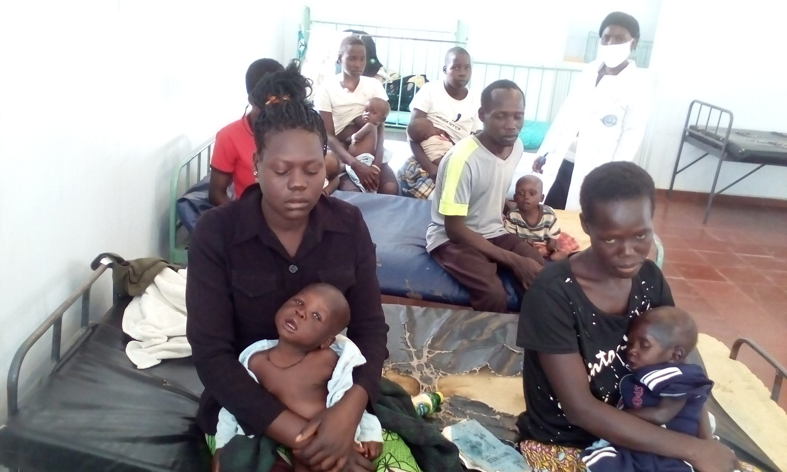 From Kalongo: Alice Akello, Nurse on the front line in the fight against malnutrition